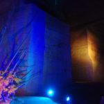 宇都宮大谷資料館幻想的な内部