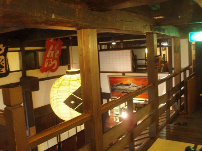 田季野二階席