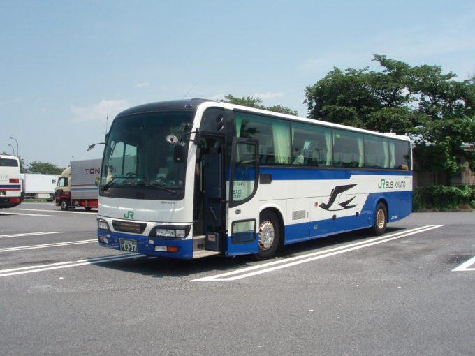 JRバス会津若松行き