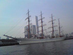練習船日本丸