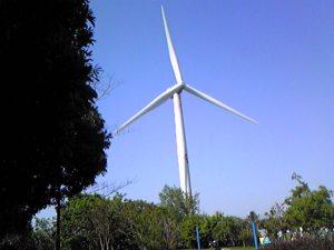 若洲海浜公園風車
