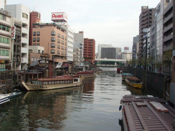 神田川浅草橋の船宿
