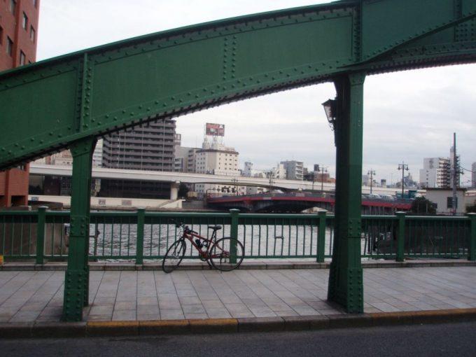 神田川河口柳橋