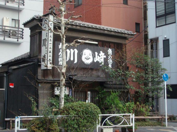 両国の古い建物