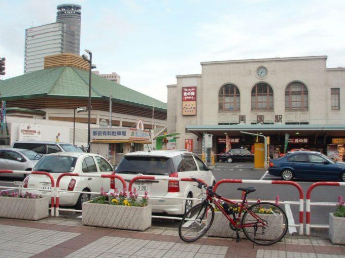 両国駅旧ターミナル