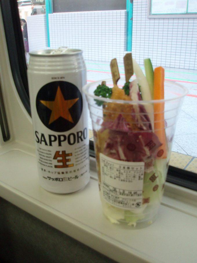 東京駅グランスタ串揚げ門左衛門