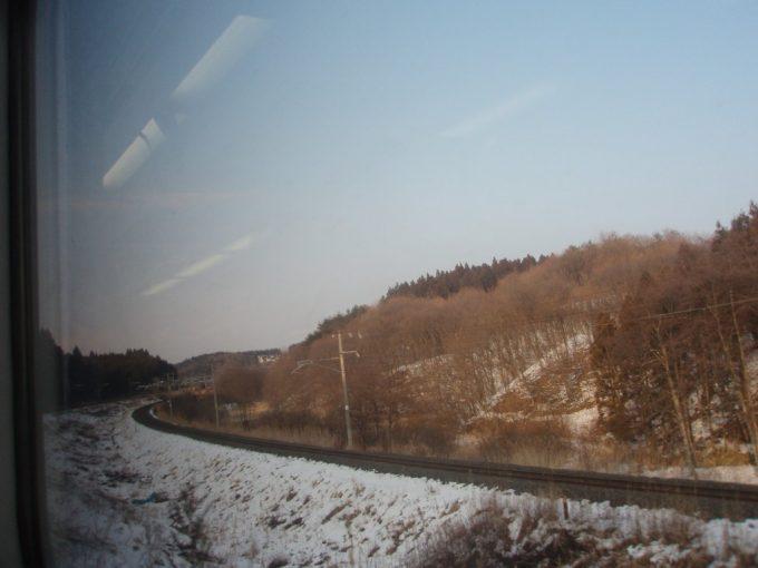 在りし日の東北本線(青い森鉄道線)