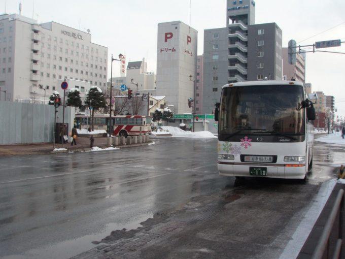 旭川電気軌道バスいで湯号
