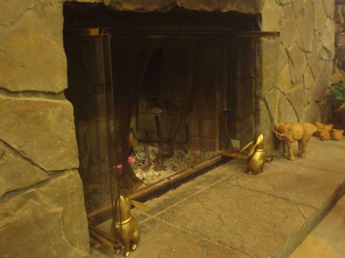 J-FIRST 暖炉