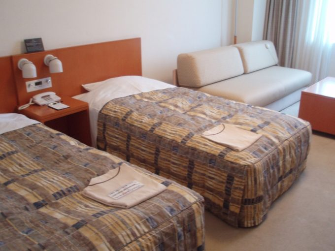 ホテル安比グランドアネックス客室