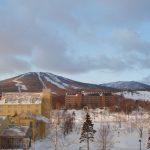 白銀の奥羽路 ~スキーに秘湯、冬の旅 2日目~