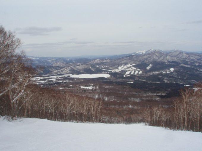 岩手の大自然を見ながら快適スキー