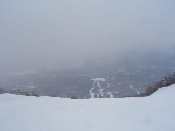 雪の安比高原スキー場