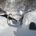 白銀の奥羽路 ~スキーに秘湯、冬の旅 4日目 ②~