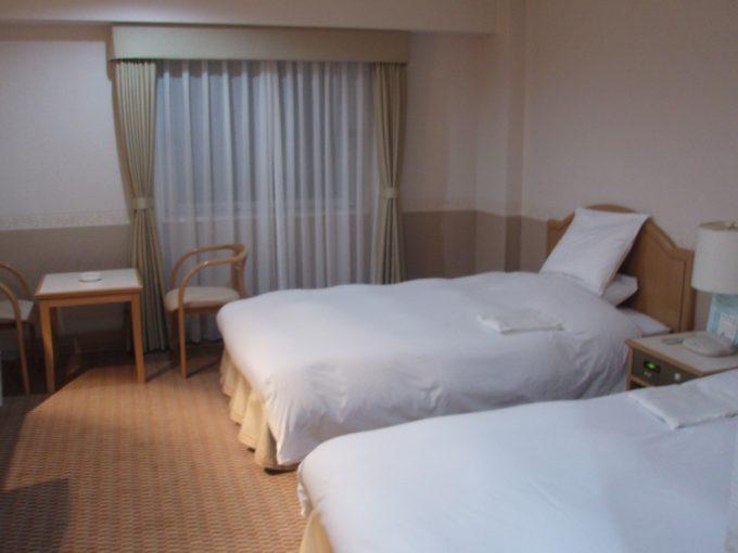 ホテルクレール札幌客室