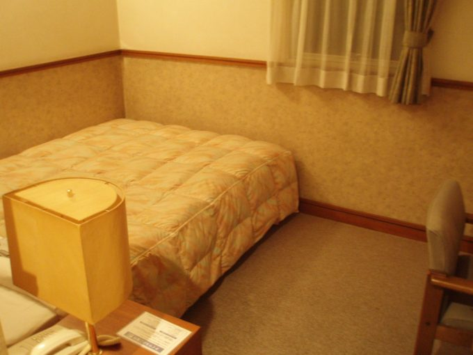 紀州鉄道名古屋栄ホテル客室