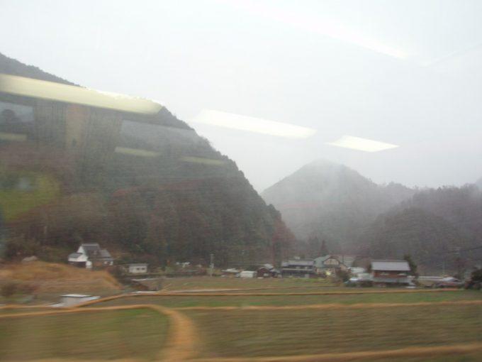 山深い近鉄沿線