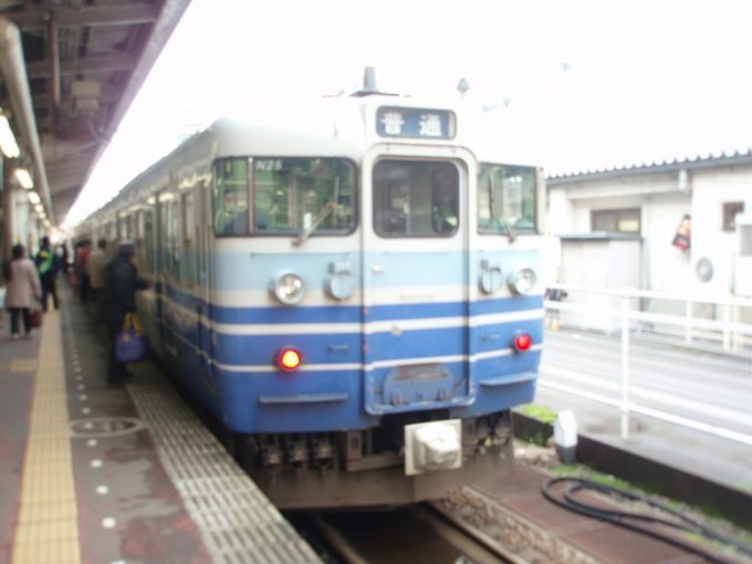 長岡駅より上越線