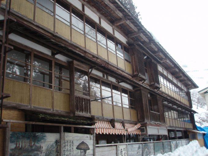 自在館木造3階建て旧館