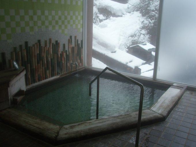栃尾又温泉自在館貸切風呂うさぎの湯