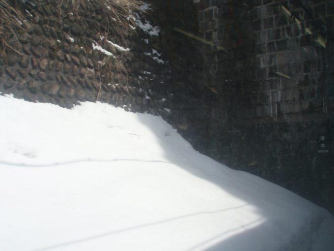 上越国境清水トンネル