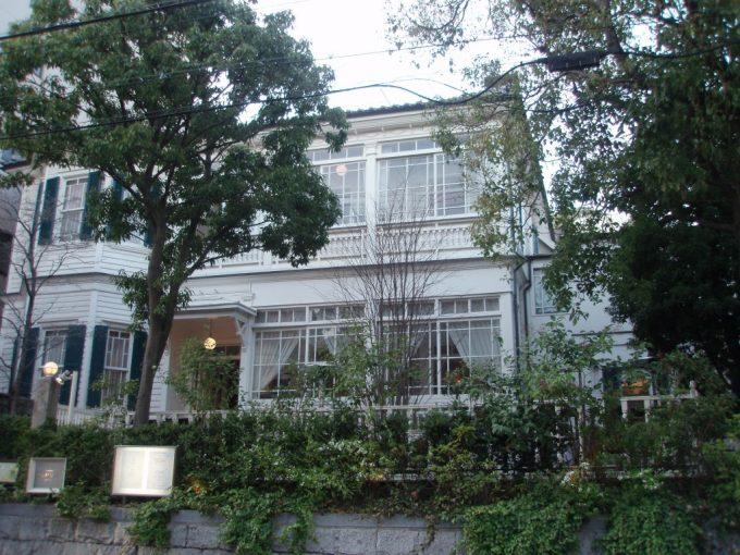 神戸北野の洋館