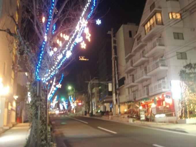 神戸の坂道イルミネーション