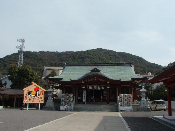 淡路島洲本厳島神社