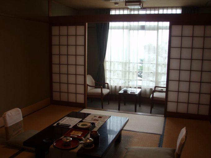 淡路島観光ホテル客室