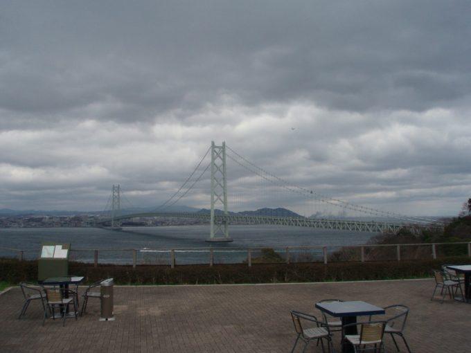 明石海峡大橋を望む美湯松帆の郷