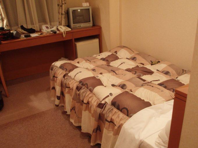 御堂筋ホテル客室