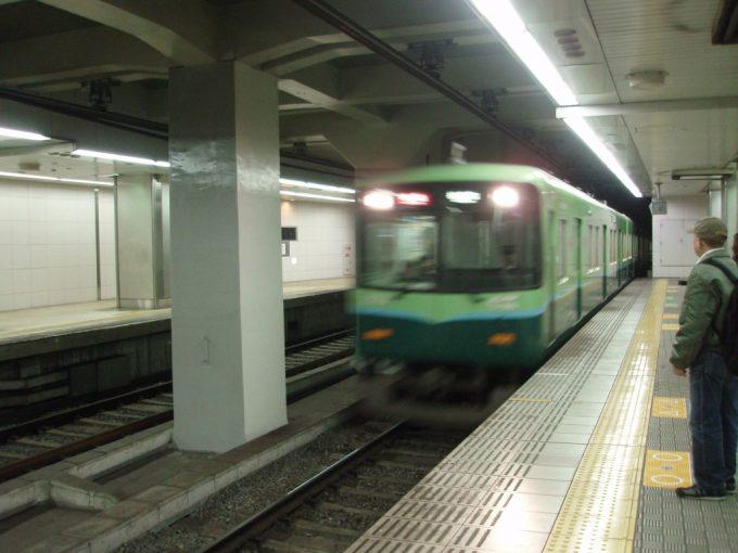 京阪電車旧塗装