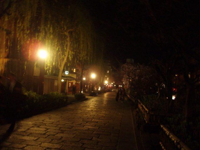 千鳥足で祇園