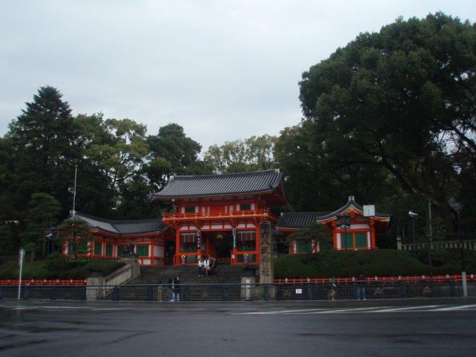 八坂神社西楼門