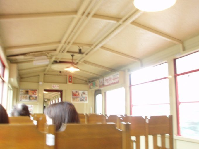 嵯峨野観光鉄道トロッコ客車