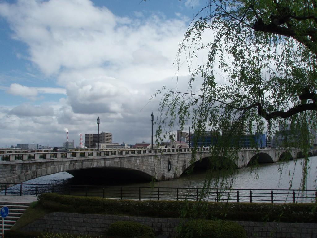 新潟萬代橋