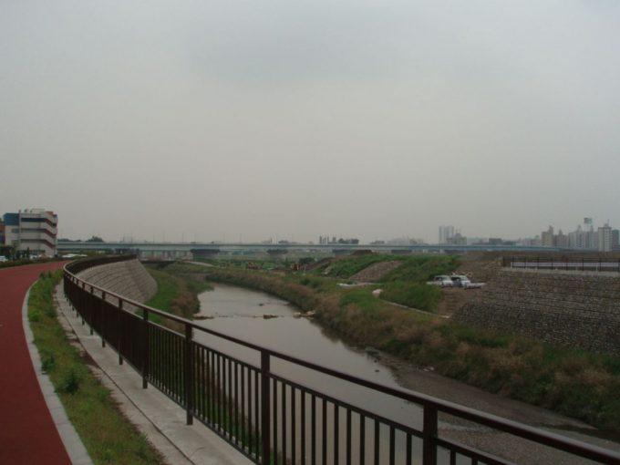 空の広い野川