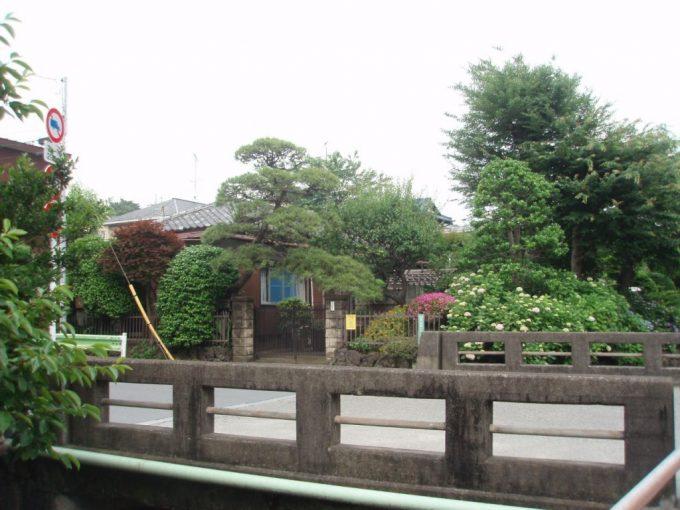 丸子川の橋