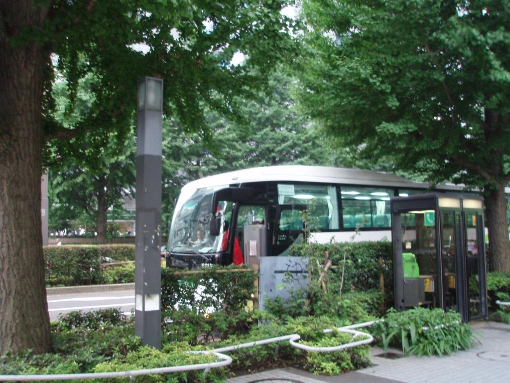 格安ツアーバスで長野へ