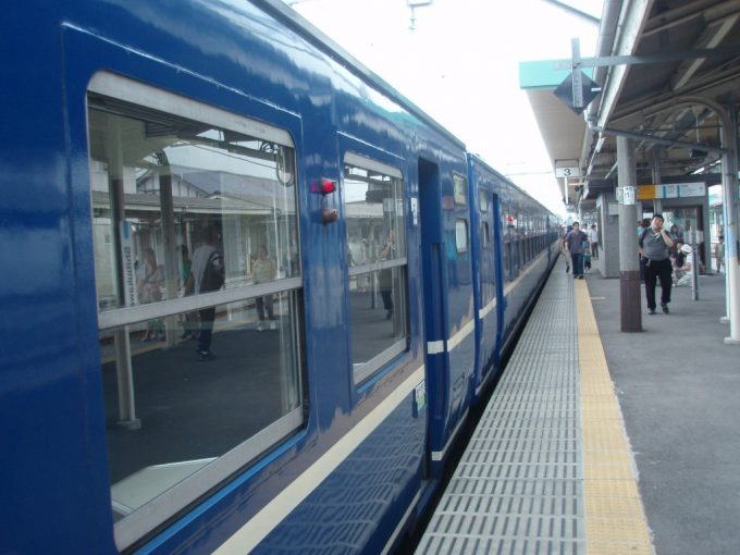 12系客車国鉄色