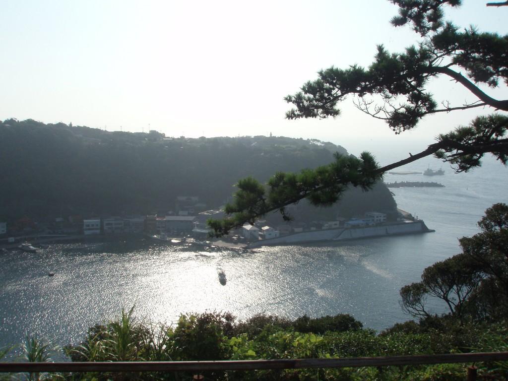 伊豆大島波浮港