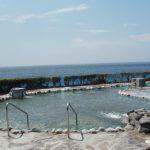伊豆大島浜の湯露天風呂
