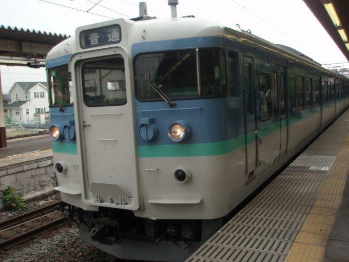 中央本線115系