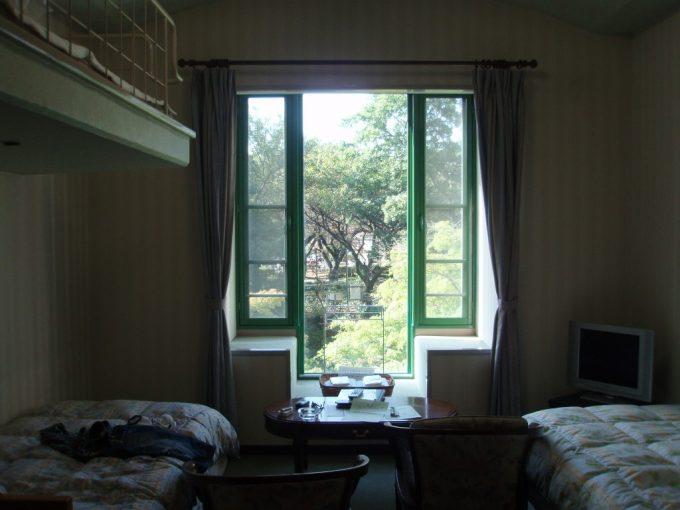 御殿場ホテル時之栖客室
