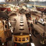 鉄道博物館ターンテーブル