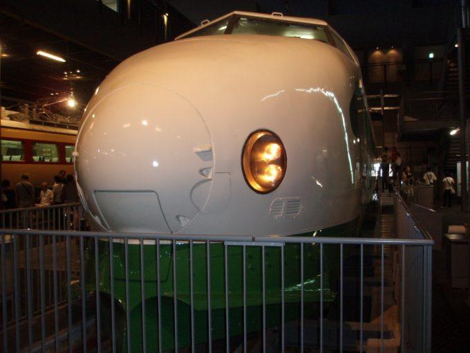 鉄道博物館200系