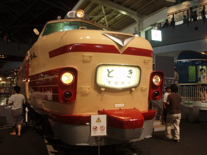 鉄道博物館181系