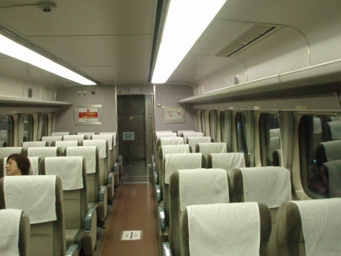 鉄道博物館200系車内