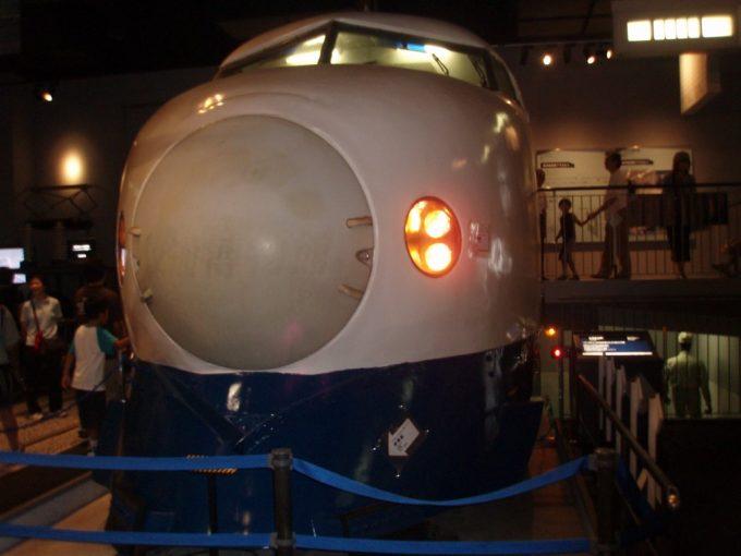 鉄道博物館0系