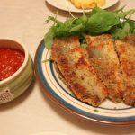 さんまの香草パン粉焼き・もやしの煮浸し・チキンとなすのトマト煮・いかのペペロンチーノ炒め
